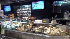 Italiani sperano in crescita consumi, si punta su cibo