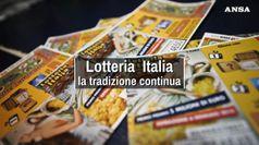 Lotteria Italia, la tradizione continua