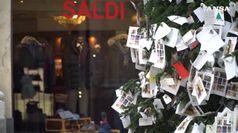 Maxi shopping in tutta Italia freddo non frena saldi