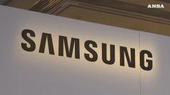 Samsung frena come Apple, primo calo utili in due anni