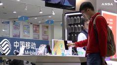 Cresce mercato delle app, in Cina il 50% dei download