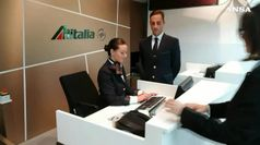 Alitalia, ipotesi 40% Air France-Delta: allarme sindacati