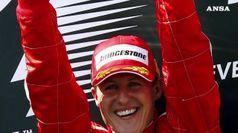Schumacher: la famiglia