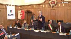 Coni, Giunta riunita per la prima volta a Bolzano