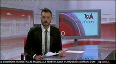 TG TERRITORIO E CULTURA, puntata del 08/02/2019