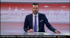 TG GIORNO SPORT, puntata del 14/02/2019