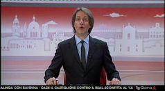 TG GIORNO SPORT, puntata del 21/02/2019