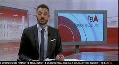 TG TERRITORIO E CULTURA, puntata del 23/02/2019