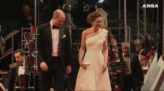 Kate sul red carpet con orecchini di Lady D