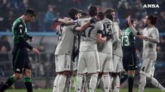 Juventus torna a +11, Milan conferma quarto posto