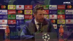Champions:Zaniolo show ma Roma fa solo 2-1 col Porto