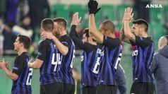 Vince l'Inter senza Icardi, Napoli domina a Zurigo