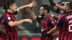 Serie A, il Milan batte l'Empoli 3-0