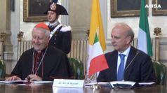 Italia-S.Sede, accordo sui titoli di studio