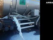 Latte:tregua violata, nuovo blitz a cisterna nell'Oristanese