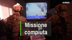 Al lavoro col simulatore, missione compiuta
