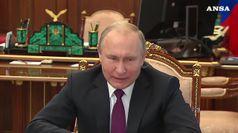 Nucleare, Putin: