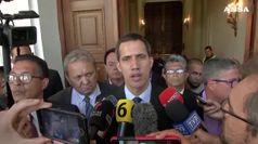 Venezuela, generale dell'Aeronautica riconosce Guaido'