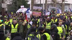 Gilet gialli, dodicesimo sabato di protesta