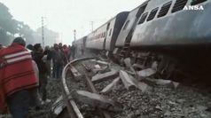 Deraglia un treno in India, almeno 6 morti e 10 feriti