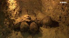 Egitto, scoperto sito con 40 mummie