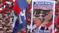 La Piazza sta con Guaido'. Maduro ringrazia anche Roma