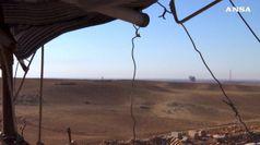 Raid coalizione nell'est Siria, feriti 2 militari