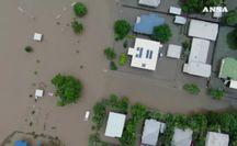 Clima impazzito spacca l'Australia, siccita' e piogge