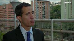 Venezuela, i big della Ue riconoscono Guaido'