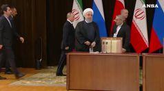 A Varsavia non passa linea Usa contro l'Iran