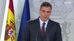Sanchez si arrende,la Spagna torna al voto il 28/4 +RPT