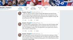 Trump conferma ritiro truppe Usa dalla Siria