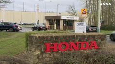Caos Brexit, la Honda lascia la Gb