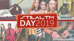 I big della moda allo Stealth Day 2019