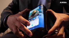 A Barcellona il futuro della telefonia,tra pieghevoli e 5G