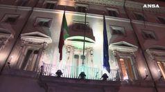 Vertice a cena tra Conte, Di Maio e Salvini