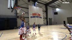Cinque nuovi record mondiali per gli Harlem Globetrotters