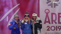 Goggia e Paris protagonisti dei Campionati del mondo di sci