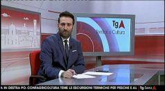 TG TERRITORIO E CULTURA, puntata del 08/03/2019