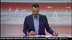 TG GIORNO SPORT, puntata del 22/03/2019