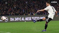 La Juve batte il Napoli al San Paolo, lo scudetto in tasca