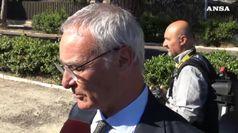 Roma, Ranieri firma fino al 30 giugno
