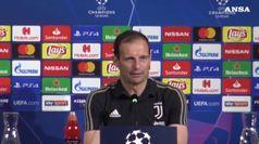 Champions, la Juve cerca il riscatto