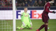 Inter e' fuori dall'Europa League