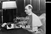 Niente piu' segreti su Pio XII
