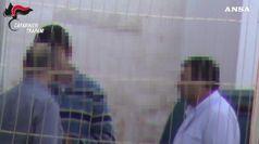 Blitz antimafia a Trapani, 25 arresti