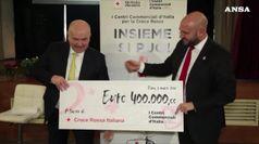 'Dona anche tu', Croce Rossa Italiana e Centri Commerciali per la solidarieta'