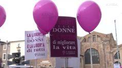 8 marzo: sciopero per i diritti delle donne
