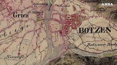 Mapire.eu, il Google Maps dell'Ottocento
