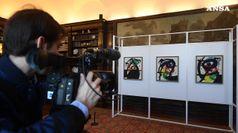 L'Universo di Miro' in mostra nella residenza dell'ambasciatore di Spagna